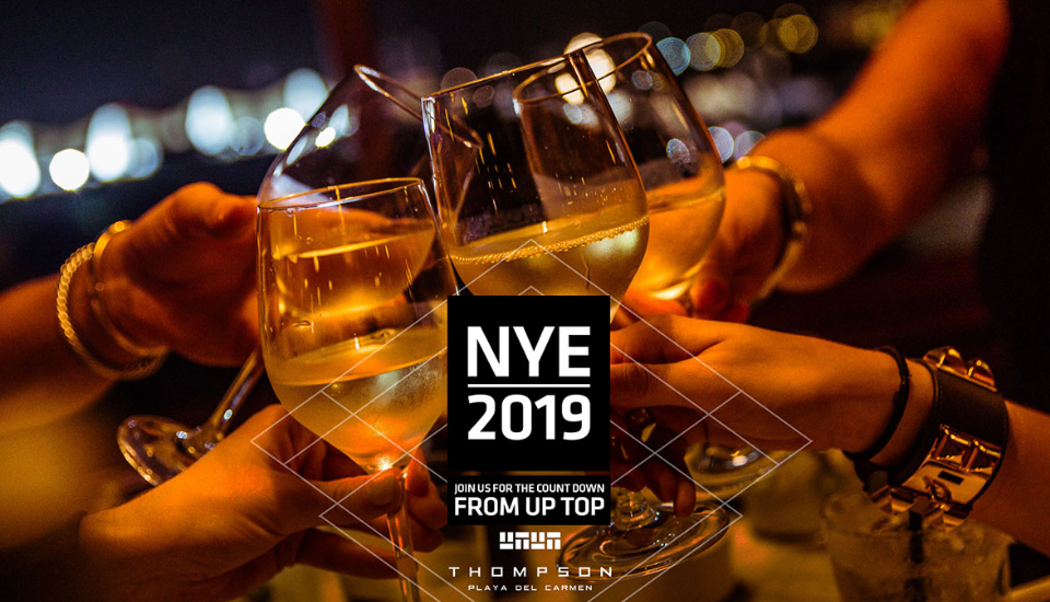 NYE 2018 at Thompson